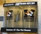 University of Missouri Gift Sets - Pilsner Glassware,  Mugs Bowl or Golf MIB New