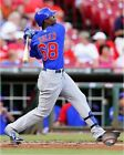 Jorge Soler Chicago Cubs 2014 HR in First MLB AB Action Photo (Select Size)