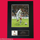 GARETH BALE #2 Real Madrid Signed Autograph Mounted Photo REPRINT A4 21x30cm