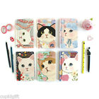 2015 Jetoy Choo Choo Mini Cat Diary Planner Journal Scheduler Agenda Organizer