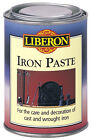 LIBERON IRON PASTE (BLACK LEAD) GRAPHITE CAST & WROUGHT IRON METAL REVIVER