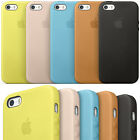 Apple Smart Phone Genuine Leather iPhone 5 & 5s Slim Case Protective Cover