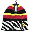 Yums New Era Bold Beanie Mens Womens Boys Girls Striped (6P) UW