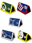 NFL: Tri Fold Wallet + Coin Pocket Steelers/Cowboys/Giants/Patriots New Official
