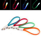 23CM Light Up LED Micro USB Data Sync Charger Cable For OnePlus One Trendy