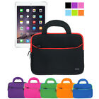 "Neoprene Sleeve Handle Carrying Cover Case For 9.7"" Apple iPad Air 2 /  iPad 6"