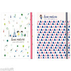 Girl's Mind Diary Vol.7 Planner Scheduler Journal Agenda Organizer Illustration