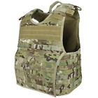Condor Exo Plate Carrier, Multicam