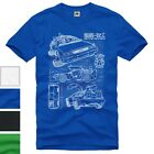 DMC-12 T-Shirt Herren zurück zukunft in die to the future back delorean bluray