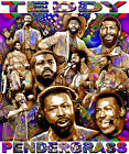 TEDDY PENDERGRASS TRIBUTE T-SHIRT OR PRINT BY ED SEEMAN