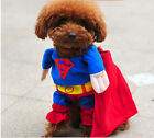 New Pet Dog Cat apparel clothing costume for Superman #2