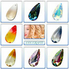 Swarovski Crystal Pendant 6100 Teardrop 24x12mm & 34x20mm *Many Colours*
