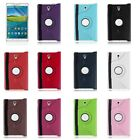 """360 Degree Rotating Leather Stand Case Cover For Samsung Galaxy Tab S 8.4"""" T700"""