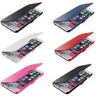 For Apple iPhone 6/6 Plus 4.7/5.5 Luxury Slim Flip Leather New Skin Case Cover