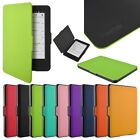 "PU Leather Case Folio Flip Cover for 2014 New Amazon Kindle 6"" eReader 7th Gen"