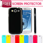 Stylish Hard Back Case Cover For Samsung Galaxy S3 I9300 Free Screen Protector