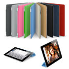 Ultra Thin Magnetic Smart Cover Case Stand  For Apple iPad 2 & New iPad 3 iPad 4