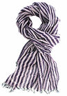 Timberland Womens Vertical Striped Scarf (M2743 503) UW