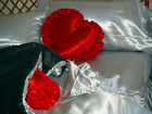"Full size Bridal Satin Conventional Sheet Set - 15"" drop"