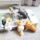 cartoon cat solid dustproof plug Lazy cat saliva Lie prone on the cat ear plug