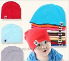 Unisex Infant Cap Cotton Beanie Hat for Cute Baby Boy/Girl Soft Toddler Newborn