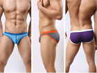 New Sexy Men's Super Bikinis Short Mesh Underwear Sexy Briefs Size S,M,L XL#FY25