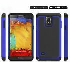 Hybrid rubber Rugged matte sillicone case Hard cover for Samsung Galaxy note 4