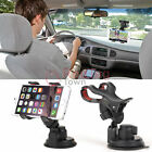 Car Windshield Dashboard Suction Cup Holder Mount For iPhone 7 6 Plus Samsung LG