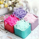 100g Raffia Colorful Shredded Tissue Hamper Paper Gifts Box Candy Packaging