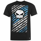 No Fear Mens Graphic T Shirt Short Sleeve Crew Neck Tee Top Cotton Printed