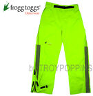 FROGG TOGGS RAIN GEAR-NTH85105-48 HV PANTS TOADSKINZ REFLECTIVE MOTORCYCLE WET