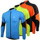 Arsuxeo Winter Fleece Running Excercise Cycling Outdoor Sports Clothing Jacket