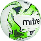 Mitre Monde V12 Football - Size 4 / 5 Match Ball Grass Astro Outdoor12 Panel