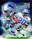 Barry Sanders Detroit Lions NFL Composite Photo (Select Size)