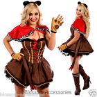 I94 Deluxe Ladies Wizard of OZ Cowardly Lion Halloween Fancy Dress Up Costume