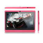 "iRULU Tablet eXpro X1 7"" Android 4.4 Kitkat Quad Core 16GB Dual Cam w/ Keyboard"