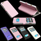 """Ultra Thin Magnetic Leather Flip Case Window View Cover For iPhone 6 4.7"""""""