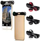3in1 180°Fish Eye+Wide Angle+Macro Lens Camera Kit for iPhone 6 / iPhone 6 Plus