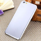 Luxury Aluminum Ultra-Thin Metal Case Cover Skin For Apple iPhone 6& i6 plus Hot
