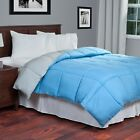 Lavish Home Reversible Down Alternative Comforter Twin Color Choices image