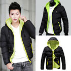 NEW Flossy Men's Comfort Casual Slim Fit Winter Coats Jackets Korean Style CA LA