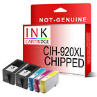 5 X Toner Colore INK Cartridge COMPATIBILI Per HP 920 XL for HP 6000 6500