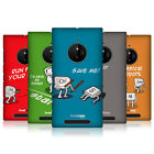 HEAD CASE DESIGNS KEYBOARD SHORTCUTS CASE COVER FOR NOKIA LUMIA 830