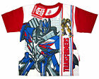 AUTOBOTS TRANSFORMERS OPTIMUS PRIME BUMBLEBEE t-shirt S-XL Age 3-8 yrs Free Ship