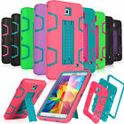 Hybrid Case Rugged Stand Shockproof Hard Cover for Samsung Galaxy Tab 4 7.0 T230