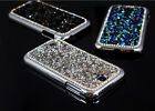 Sparkling Bling Diamond Crystal Rhinestone Case Cover Fr Samsung Galaxy S4 i9500