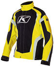 Klim Kinetic Parka Yellow Snow Snowmobile Parka Jacket Men's MD-3XL