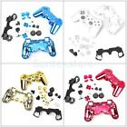 Full Housing Shell Case Button Kit for Sony PlayStation3 PS3 Wireless Controller