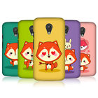 HEAD CASE DESIGNS KAWAII FOX FLYNN CASE FOR MOTOROLA MOTO G 2ND GEN DUAL SIM