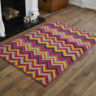 NEW MODERN PINK YELLOW BROWN RED SMALL MEDIUM LARGE X LARGE CHEAP SOFT RUGS MATS